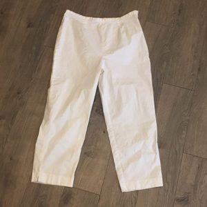 Pants - Lightweight summer capris.